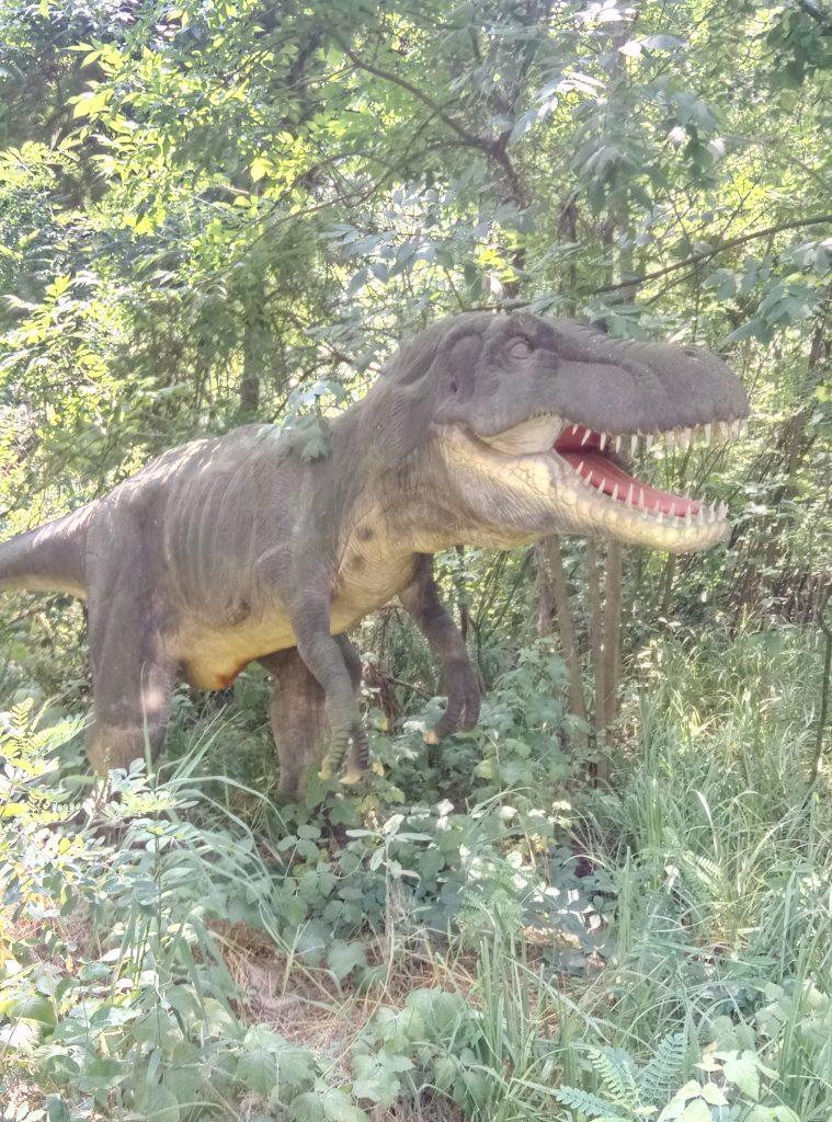 Парк динозавров в Краснодаре