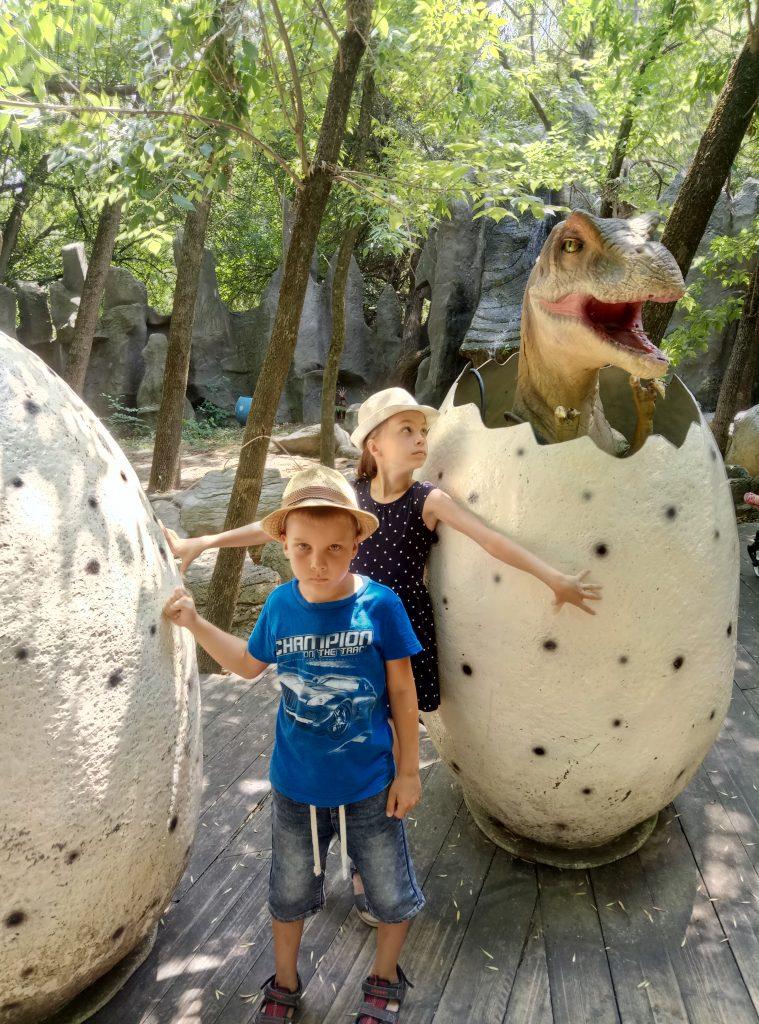 Динозаврики живы